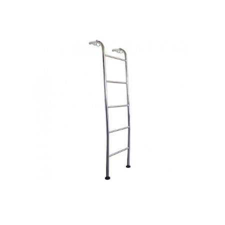 Escada Curva 1600 Cr C Regulagem 350x1600x350mm 8271 Jomer