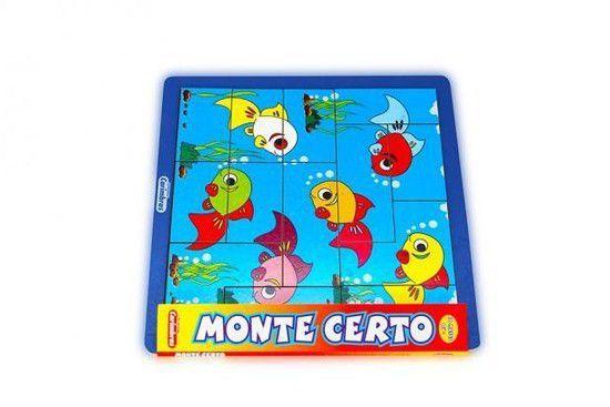 MONTE CERTO PEIXINHOS