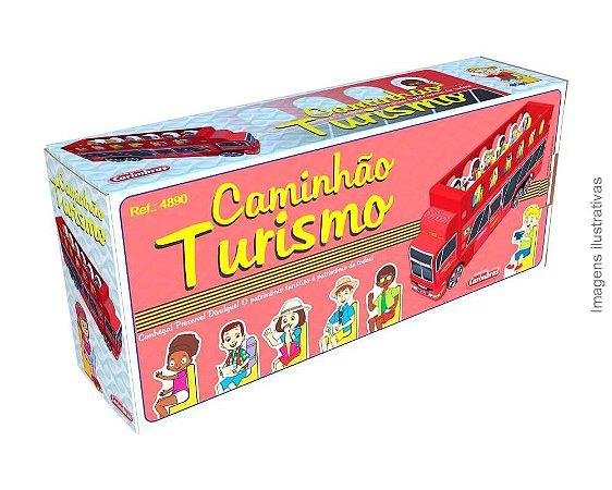 CAMINHÃO TURISMO