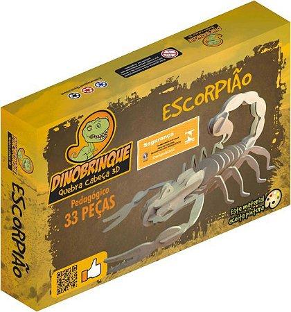 ESCORPIÃO 33 PEÇAS