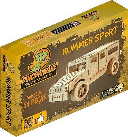 HUMMER SPORT 54 PEÇAS