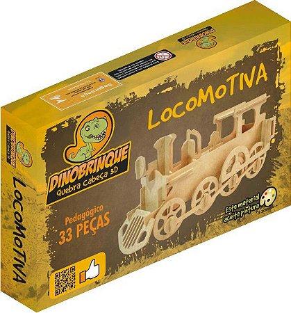 LOCOMOTIVA 33 PEÇAS