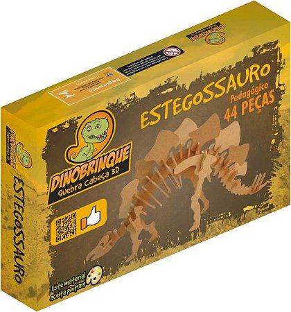 ESTEGOSSAURO 44 PEÇAS