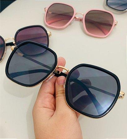 Óculos Solar Proteção UVA e UVB 400 Premium - REF: HT1089