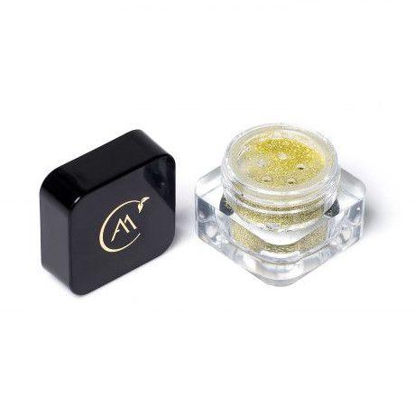 Glitter Biodegradável Vegano - Gold - Arielle Morimoto