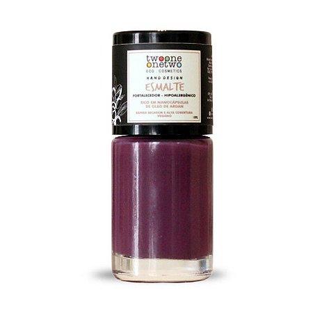 Esmalte Vegano Hipoalergênico - Purple - Twoone Onetwo