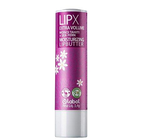 Hidratante Labial Vegano LIPX Extra Volume - Labot
