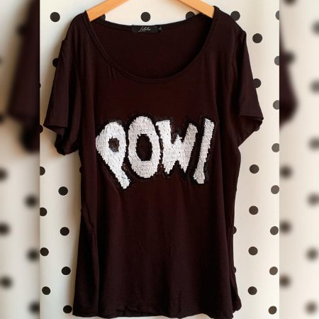 T-Shirt adulto POW