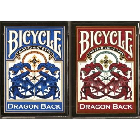 Baralho Bicycle Dragon Back