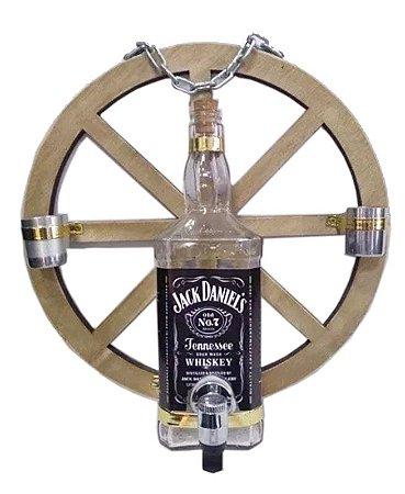 Pingômetro Roda Jack Daniel's