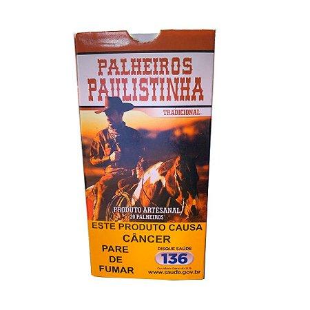 Cigarro de Palha Paulistinha Tradicional