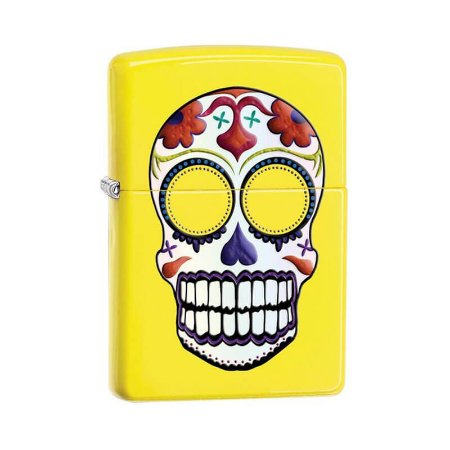 Isqueiro Zippo Day Of The Dead Ref. 24894