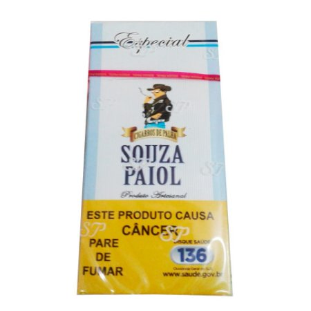 Cigarro de Palha Souza Paiol Tradicional