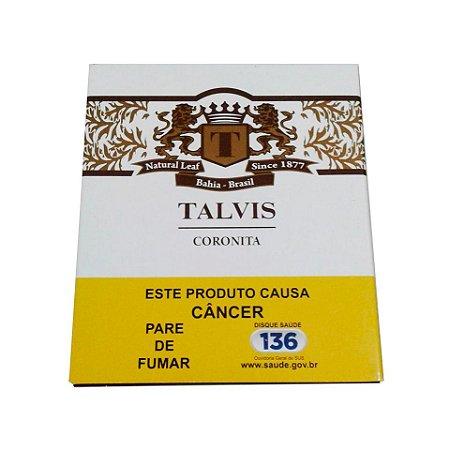 Cigarrilha Talvis Coronita Chocolate