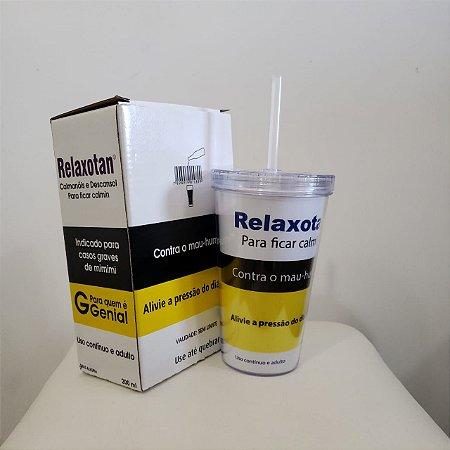 Copo com Canudo Relaxotan