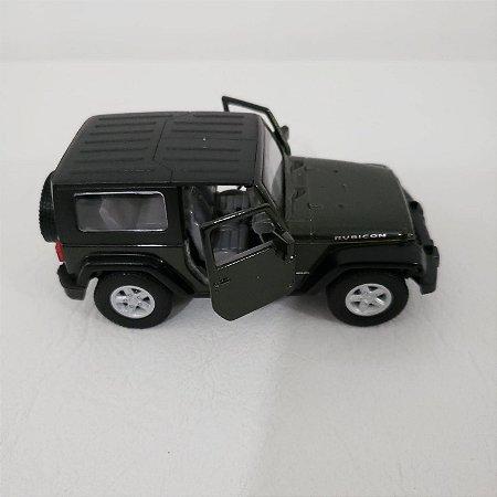 Jeep  Wrangler Rubicon Miniatura 1/36
