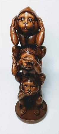 Trio Macacos Sábios