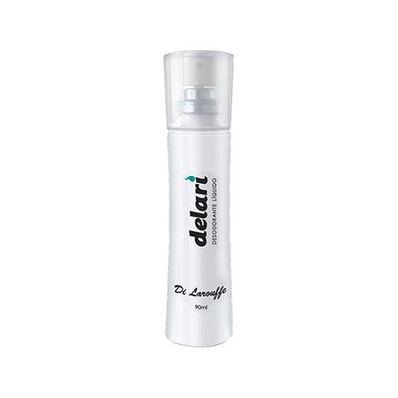 Desodorante Spray Bacteriostático - Delari 34 (Masculino)