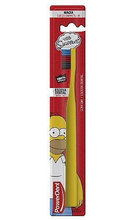 Escova Dental PowerPro Simpsons 1480