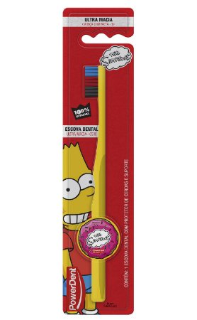 Escova Dental Power Pro 2.0 Simpsons 6580