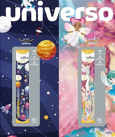 Universo Galaxia + Universo Fada (total de 24 unidades)