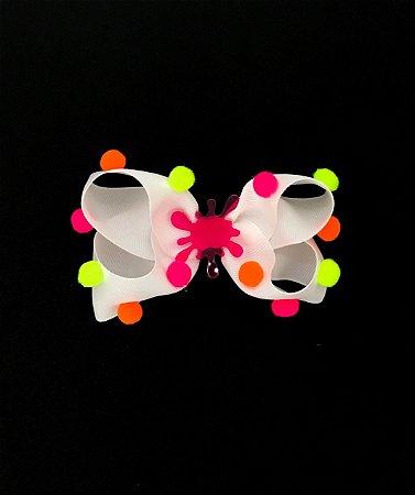 Laço de Cabelo Camille Neon