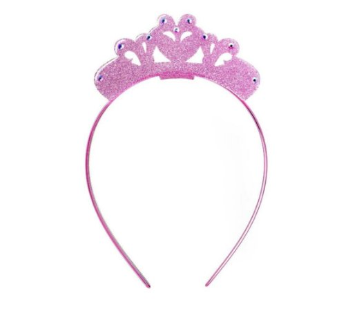 Tiara Acrílico Coroa Princesa