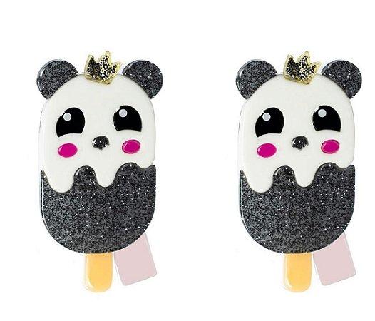 Acrílico Sorvetinho Panda