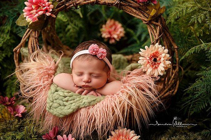 Faixa de Bebê Pompom