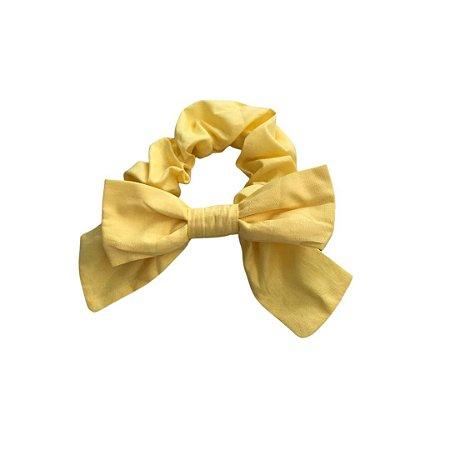 Scrunchie de cabelo Amarelo