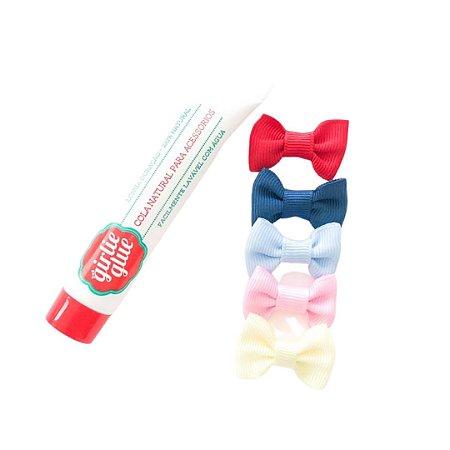 Kit Cola para Laços Girlie Glue - Chanel