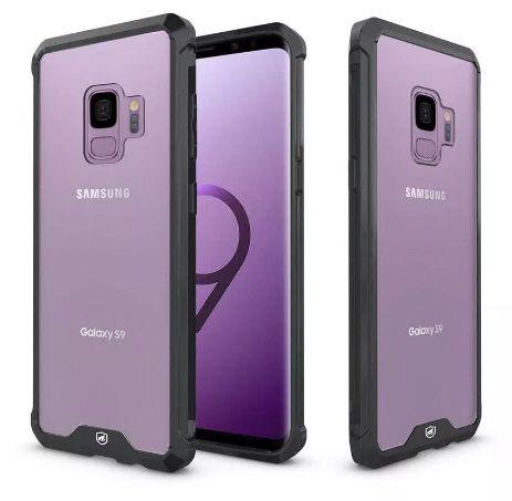 Capinha Ultra Fina Air Preta para Samsung Galaxy S9