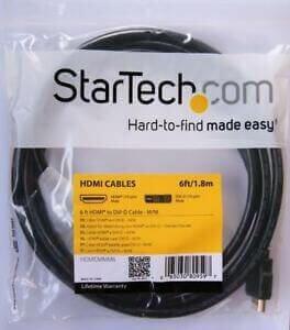 Cabo HDMI de alta velocidade com Ethernet - M/M