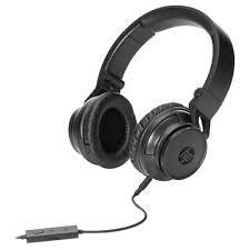 FONE C/MIC DOBRAVEL H3100 PRETO HP