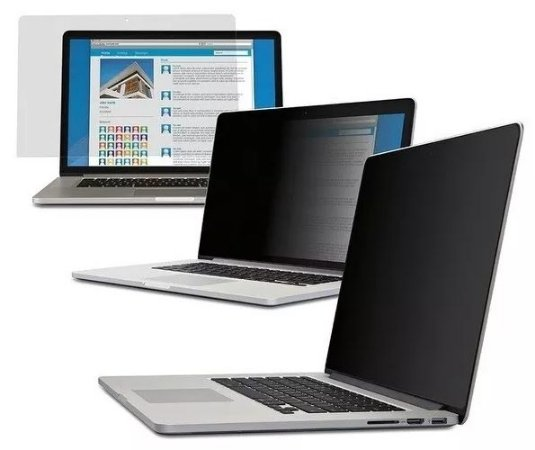 "Filtro de Privacidade Macbook Pro Retina 15"" - HB004534796"