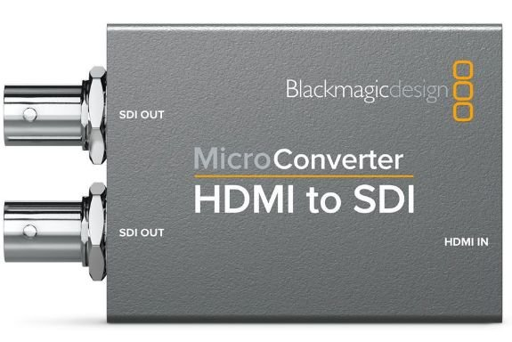MICROCONVERSOR HDMI PARA SDI - BLACKMAGIC DESIGN