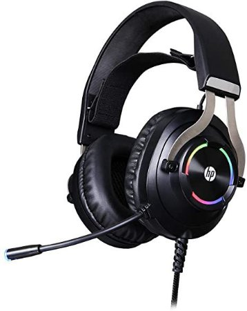 HEADSET GAMER 7.1 USB H360GS PRETO HP