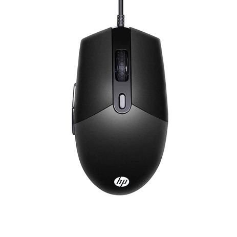 Mouse Gamer Hp M260 Led 6 Botões 6400dpi Gaming Usb