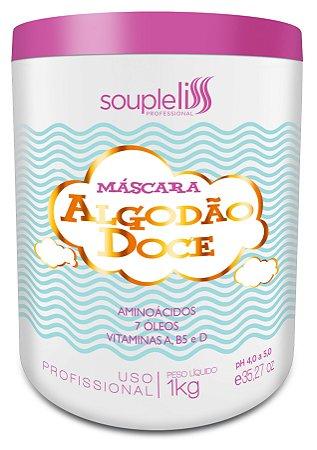 Mascara Algodao Doce 1Kg