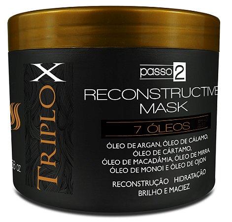Mascara Triplo X 300g