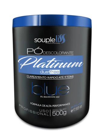 Pó Platinum Blue  500g
