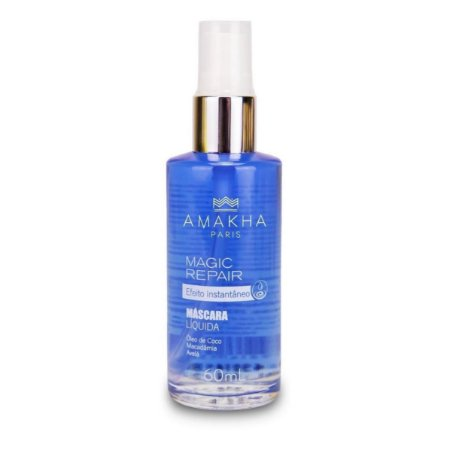 Máscara Liquida Magic Repair Amakha