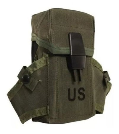 Porta Carregador Militar Americano US