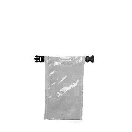 Saco Estanque Transparente Kit Anotação