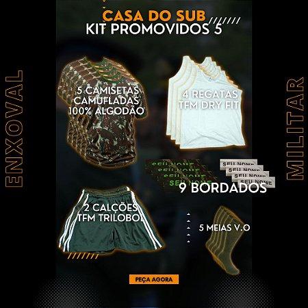 Kit Promovidos 5