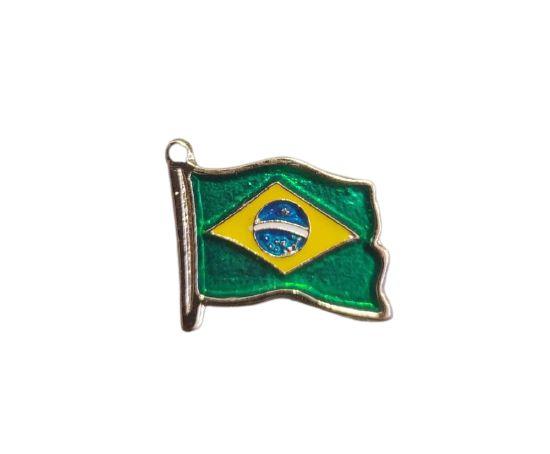 Metal Bottom Bandeira do Brasil