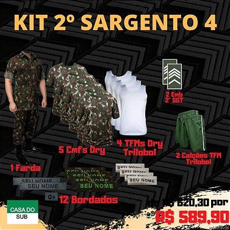 Kit 2º Sargento 4