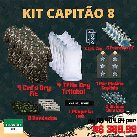 Kit Capitão 8