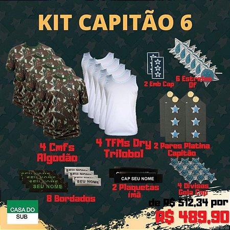 Kit Capitão 6