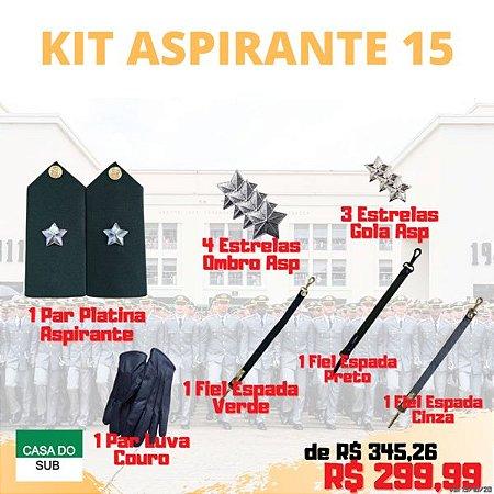 Kit Aspirante 15